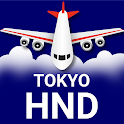 FLIGHTS Tokyo Haneda Airport icon