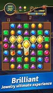 Jewel Castle™ – Classical Match 3 Puzzles 3