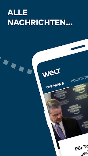 WELT News – Nachrichten live  screenshots 1