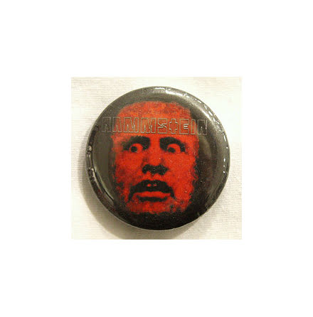 Rammstein - Scared - Badge