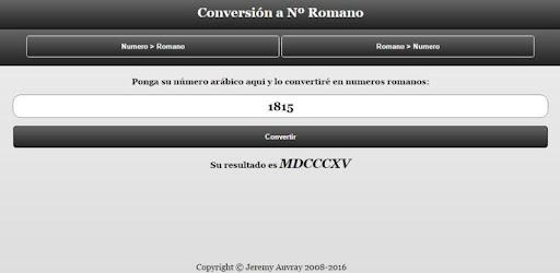 Números Romanos Apps On Google Play