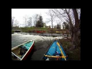 Video: A Paulinskill River paddle