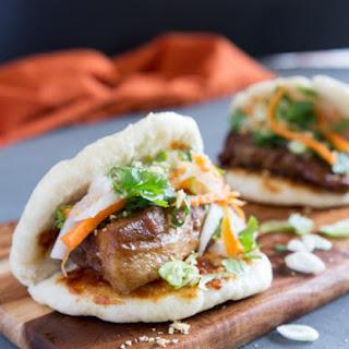 Sichuan Pork Belly Buns