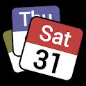 Status bar Calendar icon
