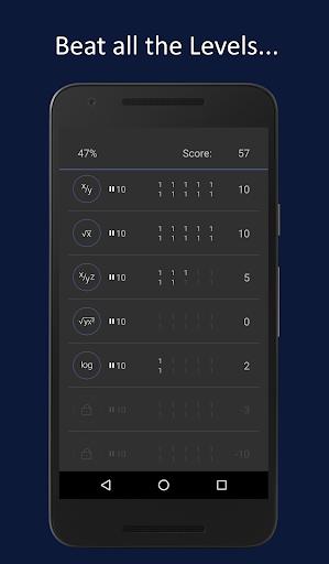 Mental Math Master 1.4.9 screenshots 1