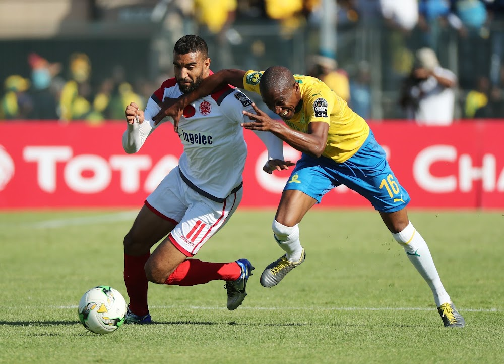 Sundowns, Casablanca share the spoils