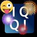 IQQI Arabic Keyboard - Emoji icon