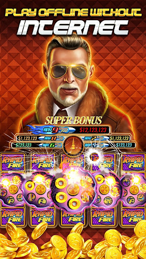Epic Jackpot Slots - Free Vegas Casino  Games 1.48 Mod screenshots 3