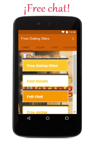 free mobile dating chat