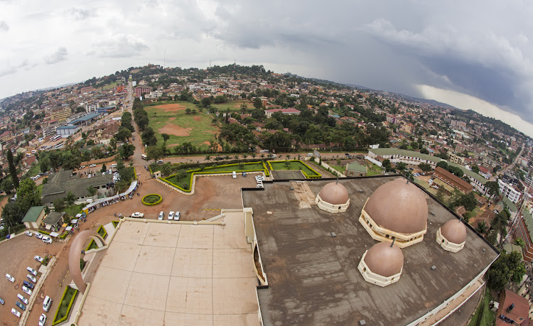 Kampala. File photo. Uganda was the only African country to make the top ten nations sun-seeking expats want to live in. South Africa only came twelfth.