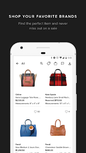 Tradesy: Buy and Sell Fashion- screenshot thumbnail
