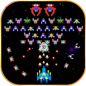 Space Intruders:Galaxia Attack
