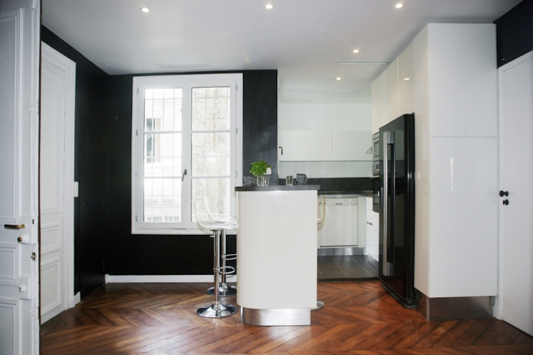 9th arrondissement serviced apartment