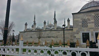 Photo: madrassa a Sultanahmet