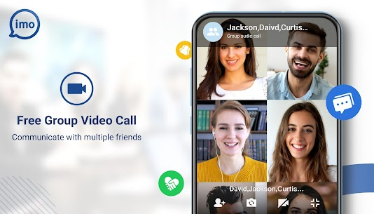 imo Apk free video calls and chat 3