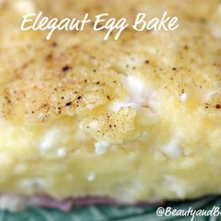 Elegant Egg Bake