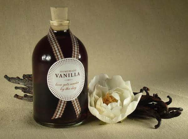 How To Make Homemade Vanilla Recipe