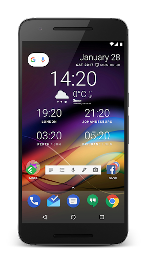 Chronus Home & Lock Widget v7.0 BETA4 [Pro]