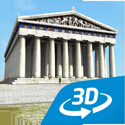 Acropolis VR 3D