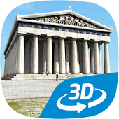 Acropolis interactive educational VR 3D