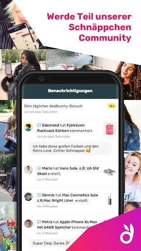 dealbunny.de Schnäppchen App  screenshots 5
