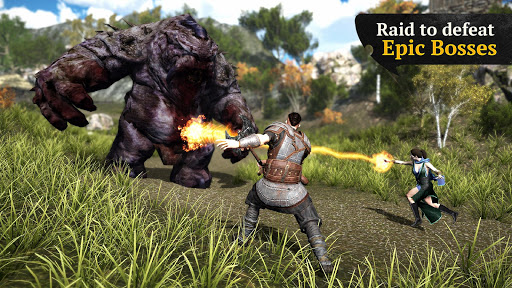 Evil Lands: Online Action RPG screenshot 7