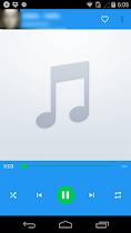Ares MP3 Music Player - screenshot thumbnail 01