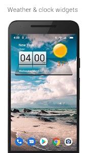 3D Sense Clock & Weather 5.42.1 (Premium)