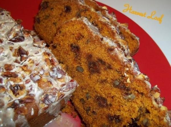 Harvest Loaf Recipe