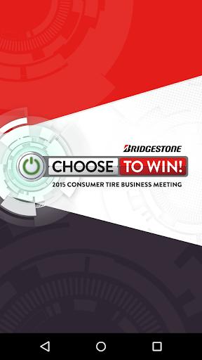 Bridgestone Choose To Win 2015