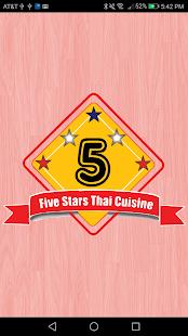 Five Stars Thai Restaurant - Union City NJ - náhled