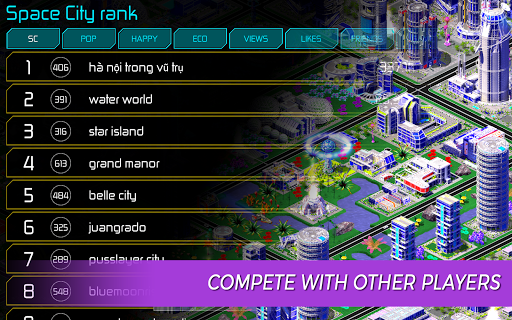Space City screenshot 16