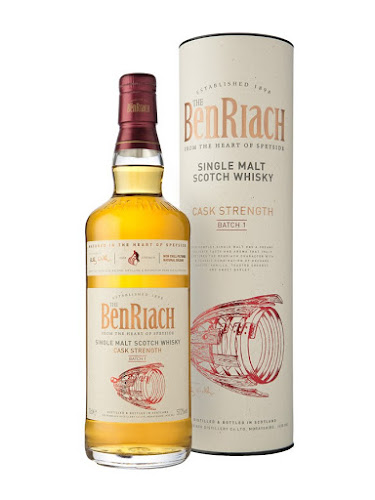 BenRIach cask strength