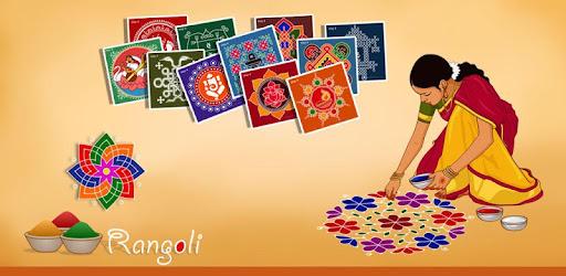 Rangoli - Apps on Google Play