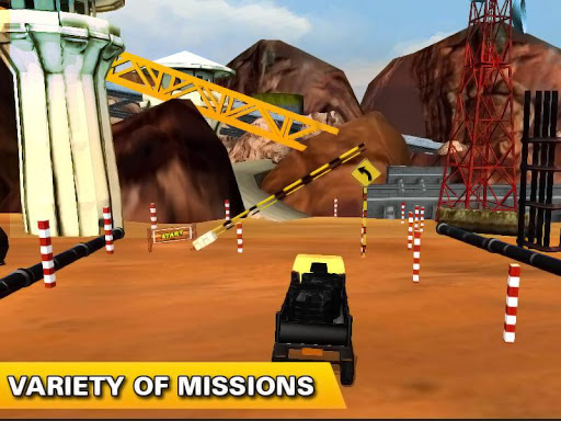 Truck Simulator Mania 3D
