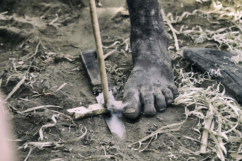 """Il mio piede """"sinistro"""" di David Marrone"""