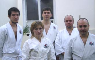 2008 год. Первый экзамен в нашем додзё