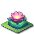 ハスの花かざり(フラワー)