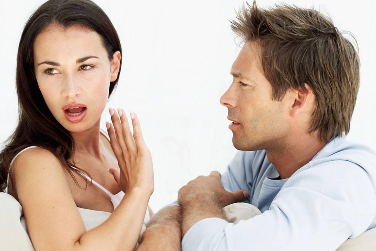 Муж отказывается решать проблемы