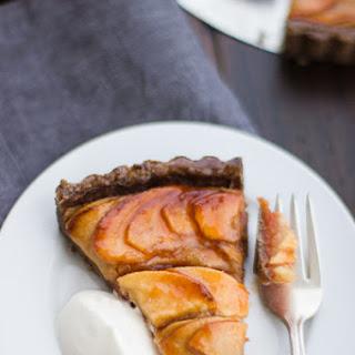 Apple Quince Tart with Gluten-Free Buckwheat Crust