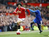 Manchester United, avec Fellaini, retarde le sacre de Leicester