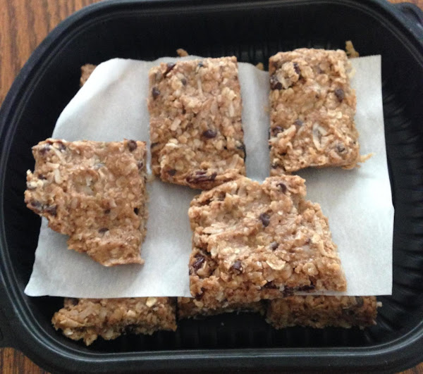 Energy Bars Recipe
