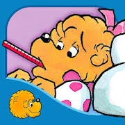 App Icon for The Berenstain Bears Sick Days App in Czech Republic Google Play Store