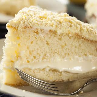 Cream Cheese Lemon Crumb Cake.