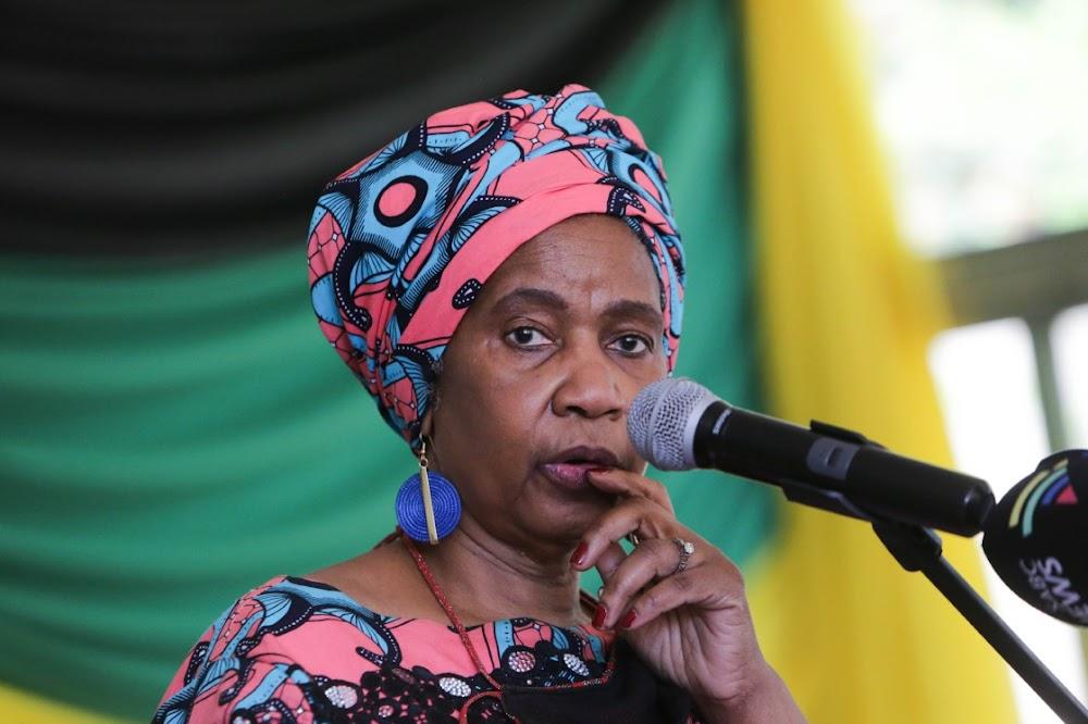 'We've messed up,' says former deputy president Phumzile Mlambo-Ngcuka