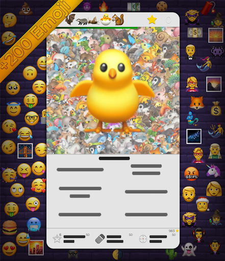 Guess The Emoji: Word Games Quiz 0.6 screenshots 2