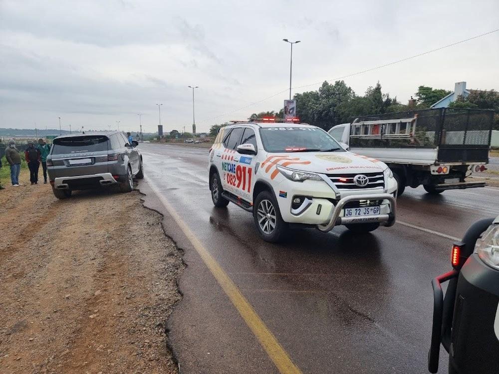 Motorist knocks down 8 pedestrians in Pretoria - TimesLIVE