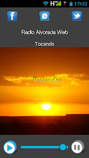Radio Alvorada Web- screenshot thumbnail