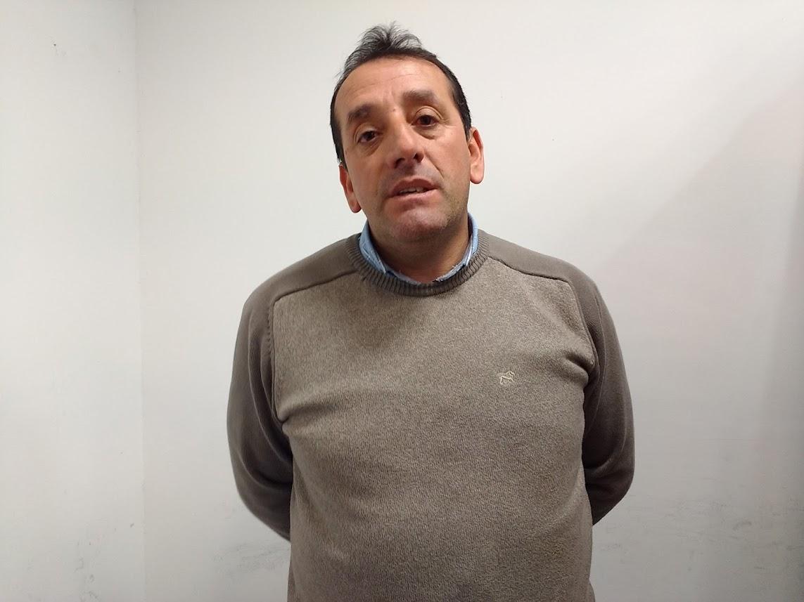 Sergio Fernández habló de la agresión a Kubar