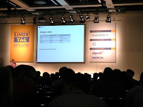 Photo: filesystem design limits